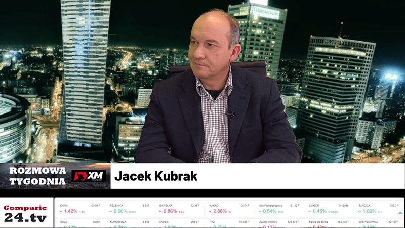 Jacek Kubrak gościem Marcina Wenusa w rozmowie o Bitcoinie i Brexit – Rozmowa tygodnia Comparic24TV